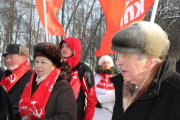95 лет со дня смерти В.И. Ленина - 3