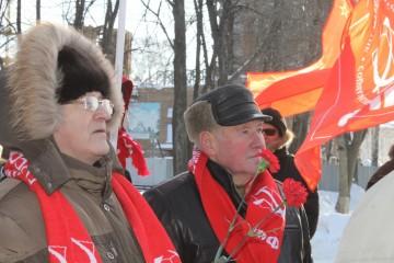 95 лет со дня смерти В.И. Ленина - 4