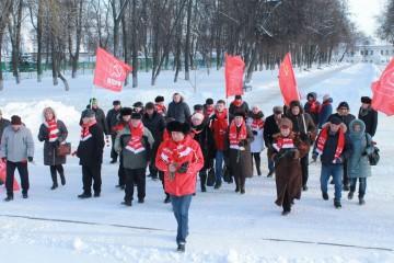 95 лет со дня смерти В.И. Ленина - 8