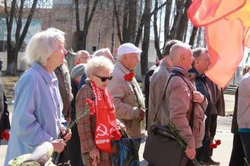 В день рождения вождя мирового пролетариата - 1