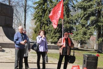 В день рождения вождя мирового пролетариата - 4