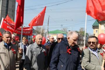 Первомай альтернативный в Костроме - 5