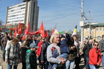 Первомай альтернативный в Костроме - 8