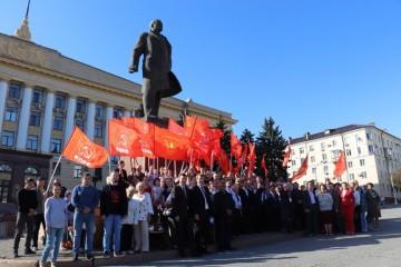 Семинар-совещание партийного актива в Липецке - 8