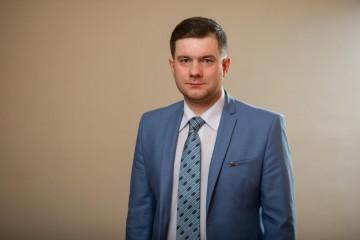 Ивановский Александр Валериевич Кандидат в областную думу по одномандатному избирательному округу № 7