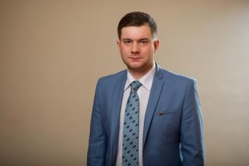 Ивановский Александр Валериевич Кандидат по одномандатному избирательному округу № 21