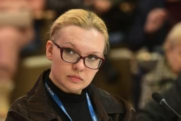 Зиновьева Ксения Александровна Кандидат в областную думу по одномандатному избирательному округу № 4