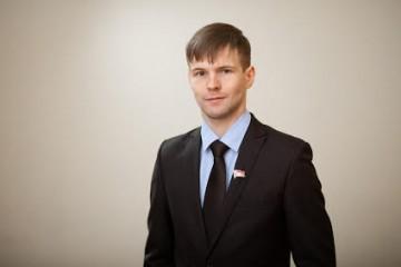 Каравайков Сергей Николаевич Кандидат в областную думу по одномандатному избирательному округу № 14