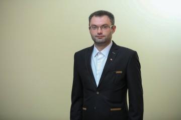 Ковальчук Михаил Олегович Кандидат по одномандатному избирательному округу № 5