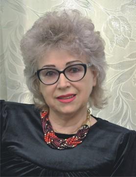 Усманова Людмила Никодимовна Кандидат по одномандатному избирательному округу № 4