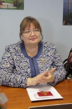Врублевская Вера Анатольевна Кандидат в областную думу по одномандатному избирательному округу № 13