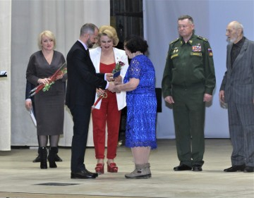 Концерт в честь Дня Космонавтики - 6