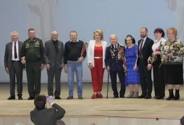 Концерт в честь Дня Космонавтики - 9