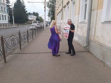 Кострома: Грудинин, мы с тобой! - 3