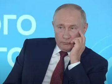 Лишь бы народ не догадался, что Путин - тоже человек