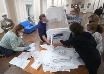 Игорь Шевченко о выборах в Кологриве