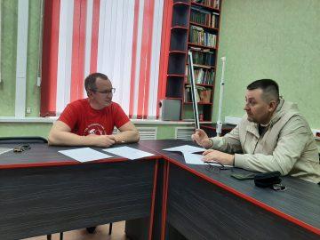 Помогаем людям - уже и в Ярославле